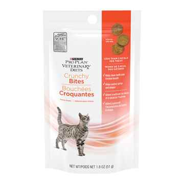 Picture of FELINE PVD OM (WEIGHT MANAGE) CRUNCHY BITES - 51gm