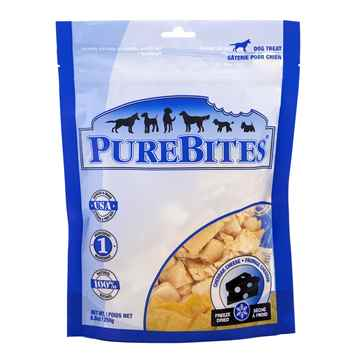 Picture of TREAT PUREBITES K/9 CHEDDAR CHEESE - 250g