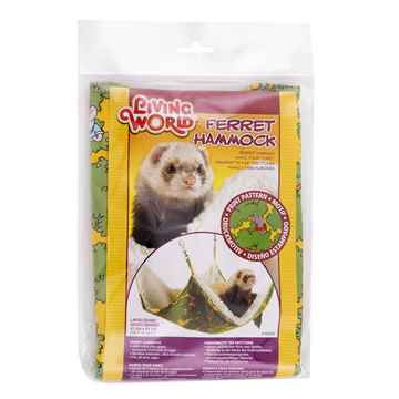 Picture of FERRET HAMMOCK Living World (60873) - 16.1in x 16.1in