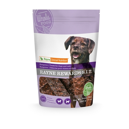 Picture of CANINE RAYNE SIT KANGAROO TREATS - 200gm
