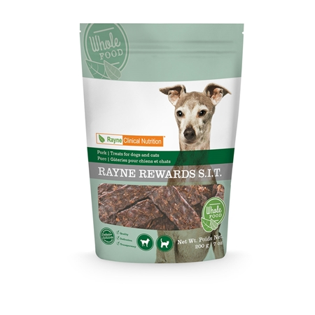 Picture of CANINE RAYNE SIT PORK TREATS - 200gm
