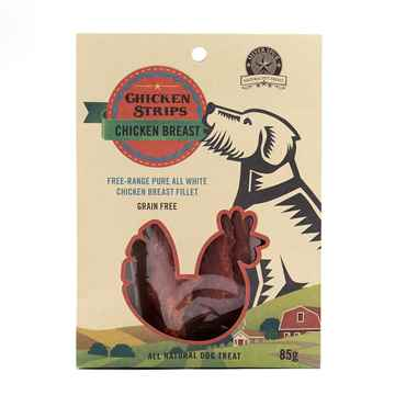 Picture of CHICKEN JERKY SLICES SilverSpur - 85g