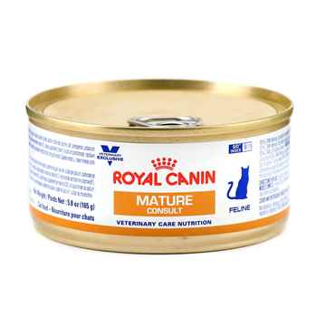 Picture of FELINE RC VCN MATURE CONSULT  - 24 x 165gm cans