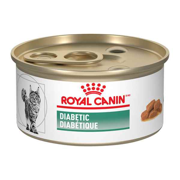 Picture of FELINE RC DIABETIC THIN SLICES in GRAVY - 24 X 85gm cans