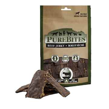 Picture of TREAT PUREBITES K/9 Beef Jerky - 312g
