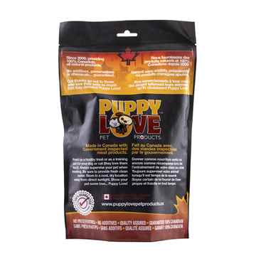 Picture of TREAT CANINE PUPPY LOVE DUCK WINGS - 227g