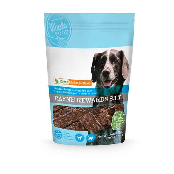 Picture of CANINE RAYNE SIT RABBIT TREATS - 200gm