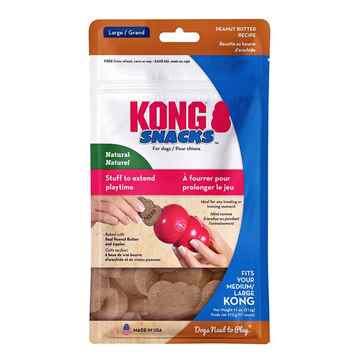 Picture of KONG SNACKS Peanut Butter Recipe Large  - 11oz