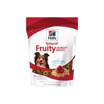 Picture of CANINE HILLS NATURALS FRUITY SNACKS w/ CRANBERRY & OATMEAL 8oz