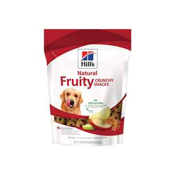 Picture of CANINE HILLS NATURALS FRUITY SNACKS w/ APPLE & OATMEAL 8oz