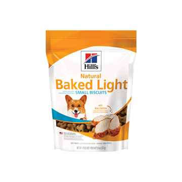 Picture of CANINE HILLS NATURALS LIGHT BISCUITS w/ CHICKEN SMALL -  8oz