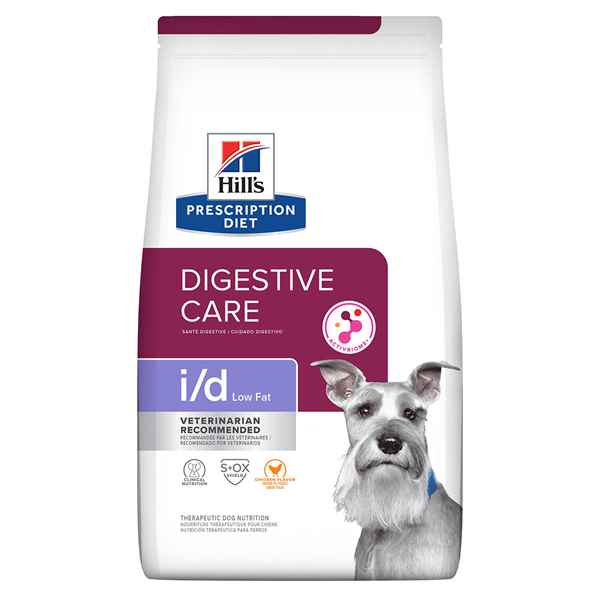 Picture of CANINE HILLS id DIGESTIVE CARE LOW FAT - 8.5lbs