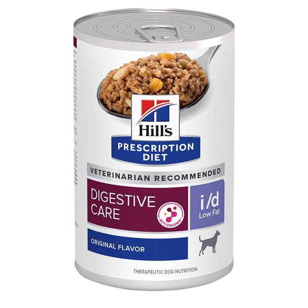 Picture of CANINE HILLS id DIGESTIVE CARE LOW FAT - 12 x 13oz cans