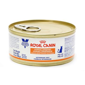 Picture of FELINE RC HYPOALLERGENIC SELECTED PROTEIN CANS - 24 x 168gm(tp)