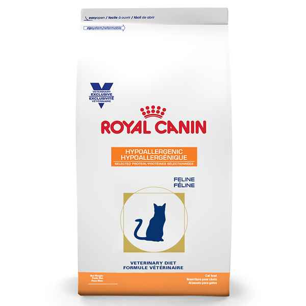 Picture of FELINE RC HYPOALLERGENIC SELECTED PROTEIN - 4kg(tp)
