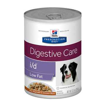 Picture of CANINE HILLS id DIGESTIVE CARE LOW FAT RICE & CHIC STEW - 12 x 12.5oz