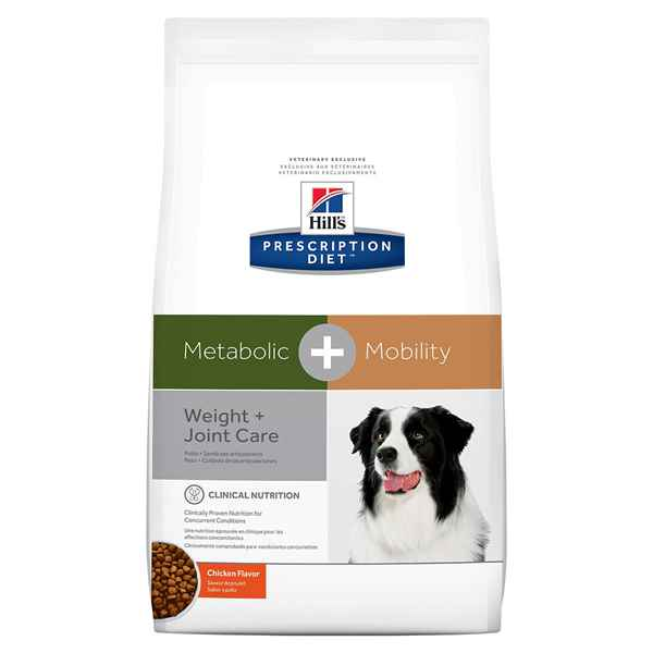 Picture of CANINE HILLS METABOLIC + MOBILITY CHICKEN - 15lb