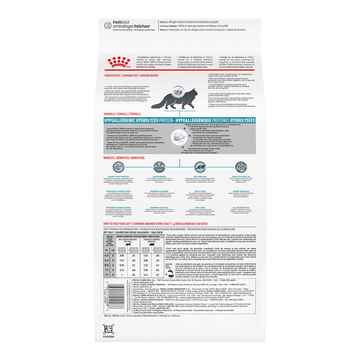 Picture of FELINE RC HYPOALLERGENIC HYDROLYZED PROTEIN  - 1.5kg