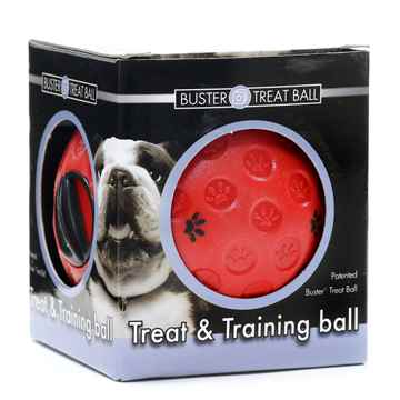Picture of BUSTER TREAT BALL Red - Small
