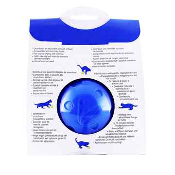 Picture of PETSAFE SLIMCAT TREAT BALL - Blue