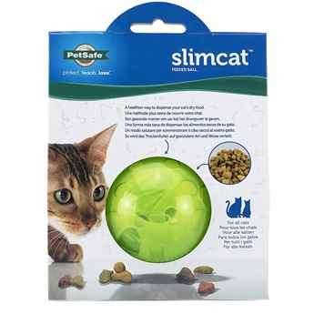 Picture of PETSAFE SLIMCAT TREAT BALL - Green