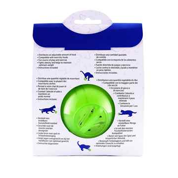 Picture of PETSAFE SLIMCAT TREAT BALL - Green