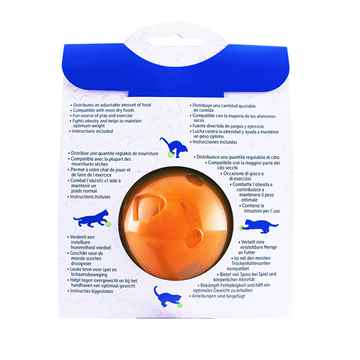 Picture of PETSAFE SLIMCAT TREAT BALL - Orange