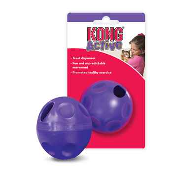 Picture of TOY CAT KONG ACTIVE Treat Ball