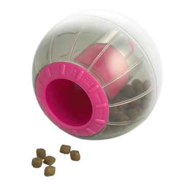Picture of CATMOSPHERE TREAT BALL Pink Insert (274511) - 95mm