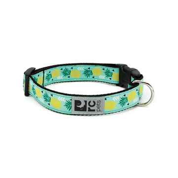 Picture of COLLAR RC CLIP Adjustable Pineapple Parade - 1in x 12-20in