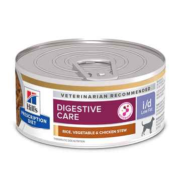 Picture of CANINE HILLS id DIGESTIVE CARE LOW FAT STEW - 24 x 5.5oz
