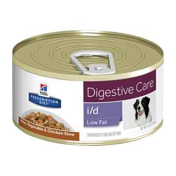 Picture of CANINE HILLS id LOW FAT STEW - 24 x 5.5oz(tu)