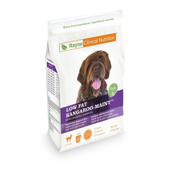 Picture of CANINE RAYNE LOW FAT/ KANGAROO MAINTENANCE - 11kg