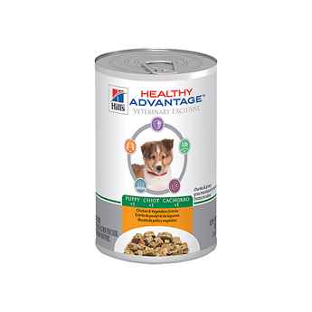 Picture of CANINE HILLS HEALTHY ADVANTAGE PUPPY ENTREE - 12 x 12.8oz cans