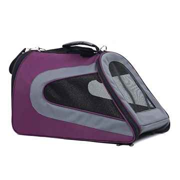Picture of TUFF CRATE UltraLight Airline Carrier 19in L x 10.5iWx10.5inH - Purple