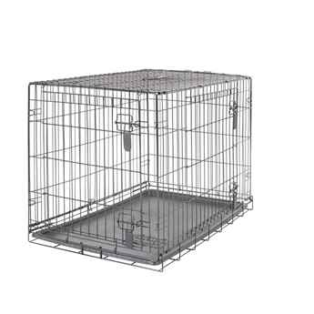 Picture of DOGIT DOUBLE DOOR DOG CRATE with DIVIDER - 36in x 22in x 24.5in