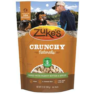 Picture of TREAT CANINE ZUKES CRUNCHY 5s PB and BERRIES - 12oz