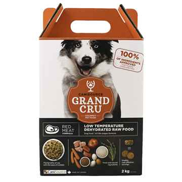 Picture of CaniSource Dog Grand CRU Red Meat Formula - 2 kg