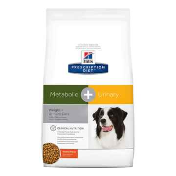 Picture of CANINE HILLS METABOLIC + URINARY - 8.5lb