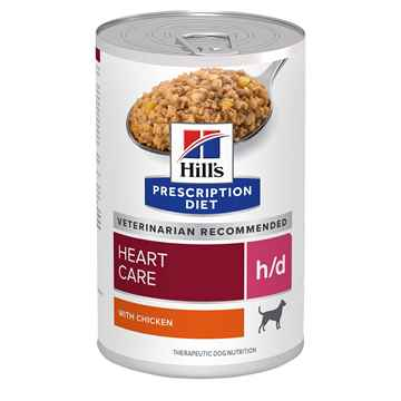 Picture of CANINE HILLS hd - 12 x 370gm cans