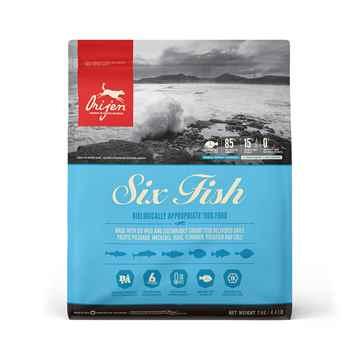 Picture of CANINE ORIJEN Six Fish Dry Food - 2kg