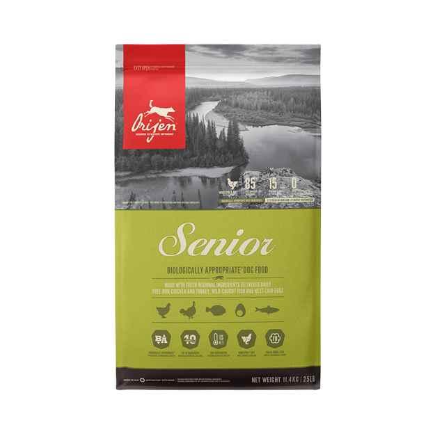Picture of CANINE ORIJEN Senior Dry Food - 11.4kg
