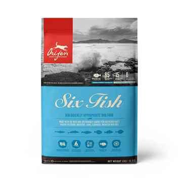 Picture of CANINE ORIJEN Six Fish Dry Food - 6kg