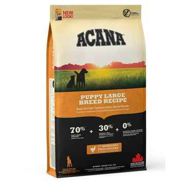 Picture of CANINE ACANA HERITAGE LARGE BREED PUPPY - 11.4kg