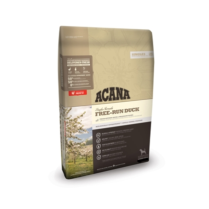 Picture of CANINE ACANA Free Run Duck - 11.4kg(tp)