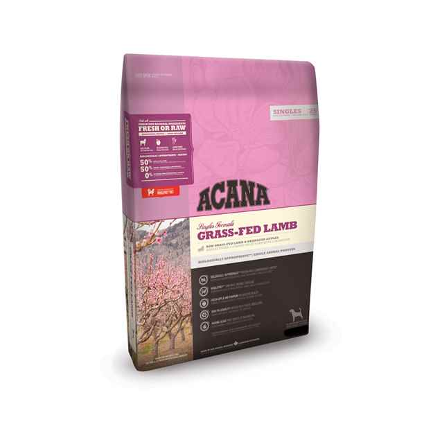 Picture of CANINE ACANA Grass Fed Lamb - 11.4kg
