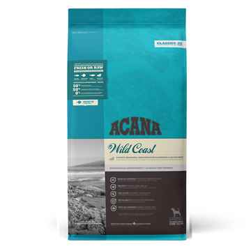 Picture of CANINE ACANA WILD COAST for all BREEDS - 17kg