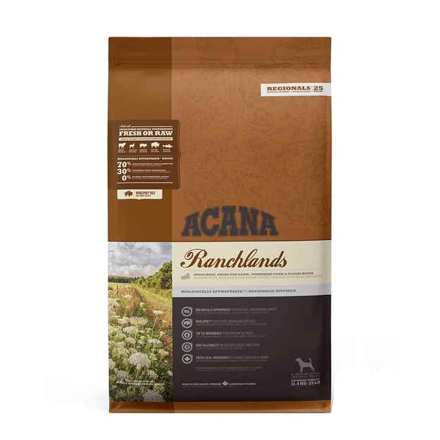 Picture of CANINE ACANA Ranchlands - 11.4kg