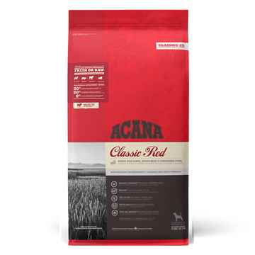 Picture of CANINE ACANA CLASSICS Classic Red - 17kg/37.5lb