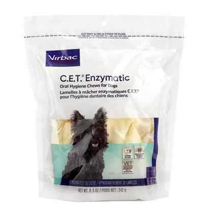 Picture of CET ENZYMATIC ORAL HYGIENE CHEWS SMALL  - 30s